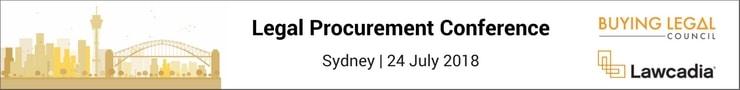 Legal Procurement Conference